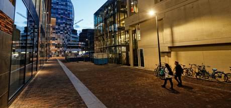 Looproute van Utrecht CS naar Vredenburg eindigt na tienen in steeg