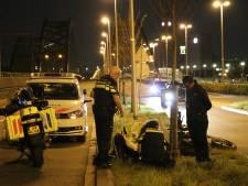 Motorrijder gewond op Vleutensebaan door aanrijding met auto
