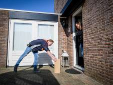 Het is wat gedoe, maar zo kan Stephan (45) nog gewoon pakketjes bezorgen in Twente