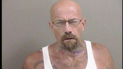 Amerikaanse politie jaagt op griezelige dubbelganger van 'Breaking Bad'-baron Walter White