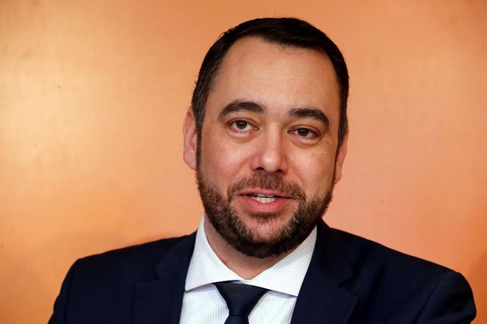 Maxime Prévot.
