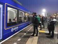 Meer treinen op Maaslijn maar de dienstregeling is nog niet terug naar normaal