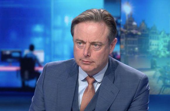 Bart De Wever in VTM NIEUWS.