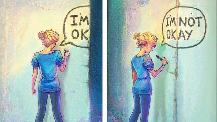 Afbeeldingsresultaat voor depressie