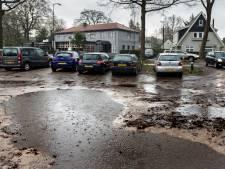 Grasbetontegels mogelijk oplossing voor modderig parkeerterrein Vughtse Heide