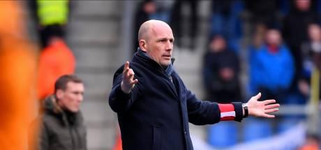 """Philippe Clement prépare déjà la saison prochaine : """"On essaye de prendre de l'avance"""""""