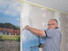 Paul Bouwens uit Biezelinge is het gezicht achter de NOS-weerfoto's