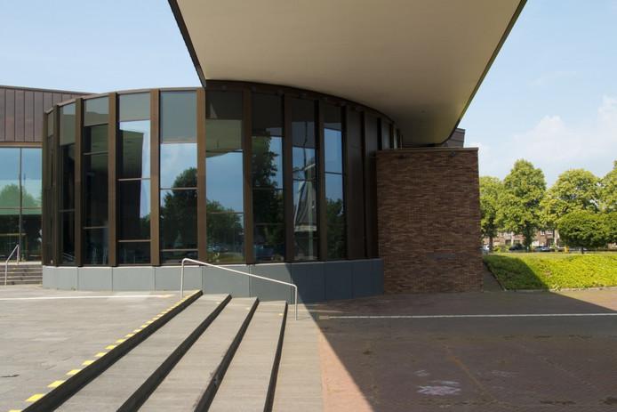 Het Gemeentehuis van Dalfsen.
