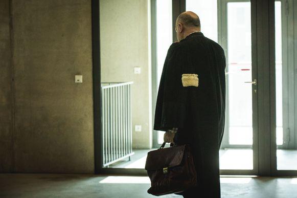 Illustratiebeeld: gerechtsgebouw Gent.