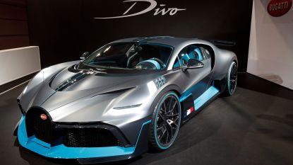 Nieuwste Bugatti kost vijf miljoen euro (en is meteen uitverkocht)