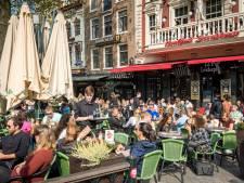 Een rondje kost nog steeds het meest in Amsterdam