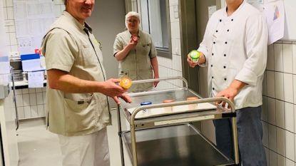 """Nieuw ijsmerk LiQ schenkt 1.650 ijsjes aan personeel van AZ Klina: """"Ze verdienen het om verwend te worden"""""""