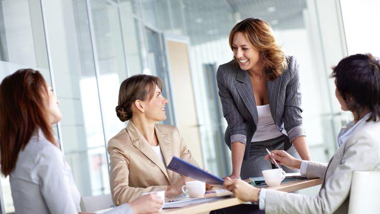 Vrouwelijke managers zullen gemakkelijker een andere vrouw aanwerven.
