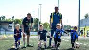 FOTOALBUM: Duiveltjesdag laat kinderen kennismaken met jeugdvoetbal