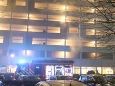 Uitslaande brand in seniorencomplex in Capelle: bewoners geëvacueerd