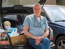 Standwerker Paul Bol uit Veldhoven kan nergens heen met zijn waar: 'We worden brodeloos gemaakt'