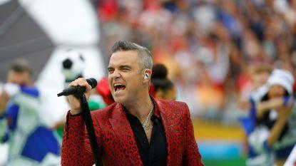 Geen onderscheiding voor Robbie Williams: hij staat op zwarte lijst van de Queen