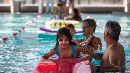 Zwembad SportinGenk Park weer open voor bezoekers