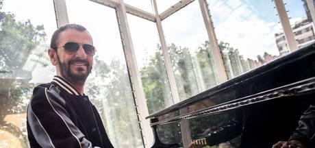 Ringo Starr maakt met talenten van popmuziek matig album