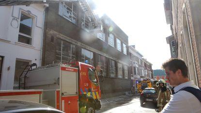 VIDEO: Brand in oude school Charles Dejaegher