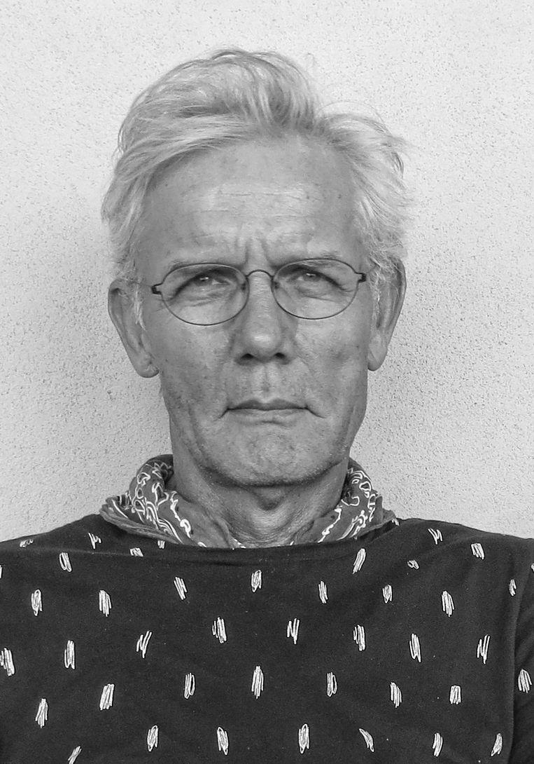 Parbode-oprichter en baas van café De Ponteneur Jaap Hoogendam. Beeld privécollectie