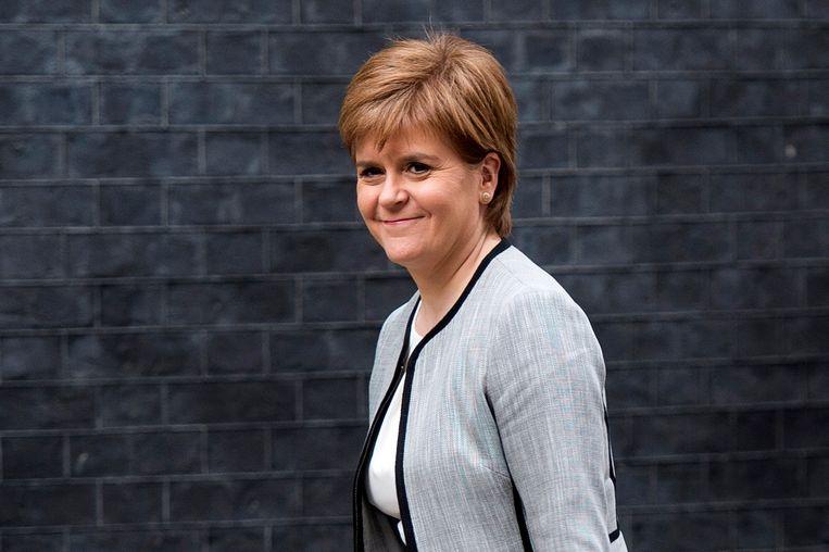 Eerste minister van Schotland Nicola Sturgeon