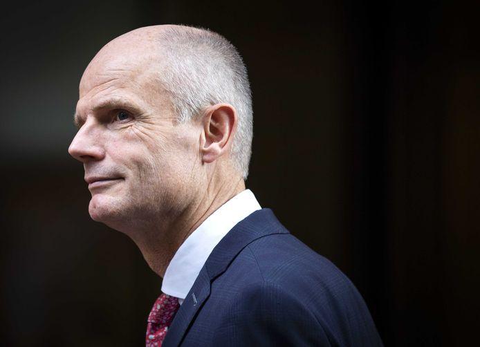 Stef Blok, minister van Buitenlandse Zaken, kan voor het eerst sinds de coronacrisis weer op reis.