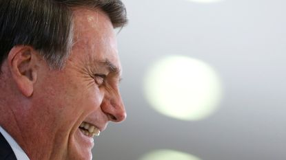 """Bolsonaro: """"Brazilië heeft Duitse subsidies voor het Amazonewoud niet nodig"""""""