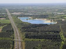 A67 deel van het weekend dicht tussen Eersel en Eindhoven