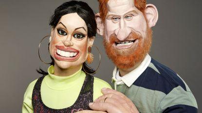 SBS koopt uitzendrechten voor populaire poppenshow 'Spitting Image'