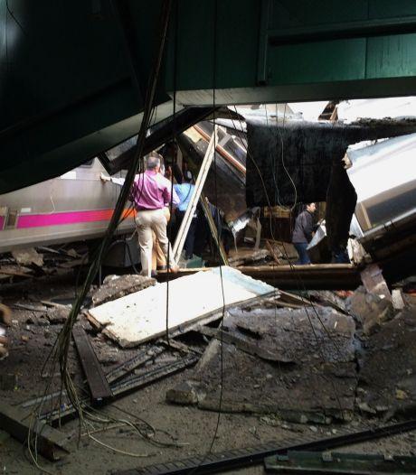 Getuige treincrash Hoboken: Ik dacht gelijk aan bomaanslag