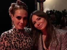 'Onherkenbare' Adele straalt op afterparty Oscars