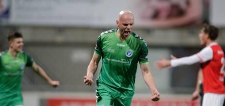 De Graafschap-matchwinnaar Lieftink koestert doelpunt én punten na 'kloteweek'