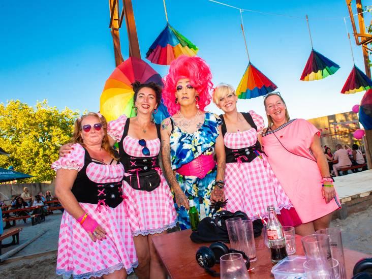 Vrije sfeer op post-coronafestival: niemand schaamt zich bij Proef de Vrijheid, Heeeurlijk Roze