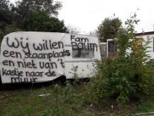 Nu ook bezetting kampje in Oss: 'Hier ligt mijn hart en ziel. Hier ben ik thuis'