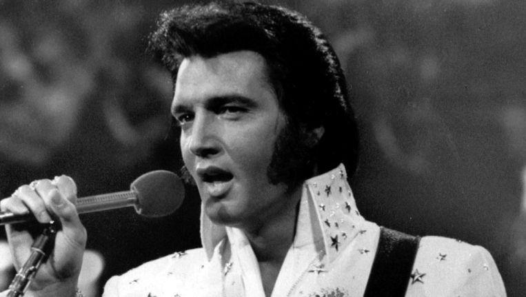 Elvis Presley. Beeld ap