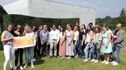 Sint-Vincentiusinstituut steunt 10 goeie doelen