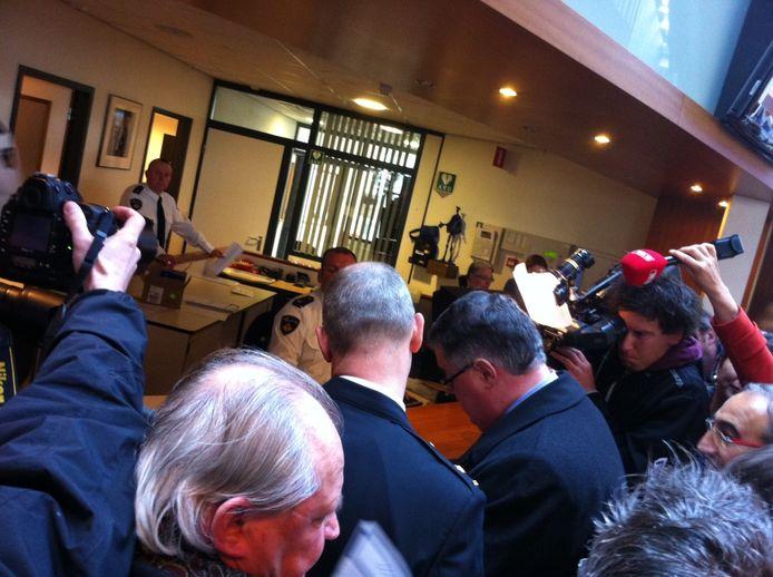 Burgemeester Bruls doet aangifte tegen Wilders.