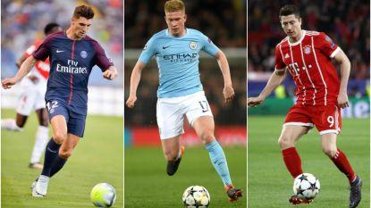 Kampioen kan vandaag bekend zijn in Engeland en Duitsland (of doet Bayern het rustig aan om 'vloek' te breken?)