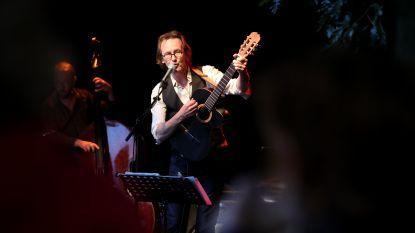 Charmante chansonavond tijdens 'Place Musette' met Derek en Rony Verbiest