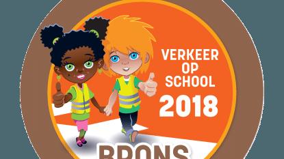 Basisschool Ten Berge bekroond met Verkeer op school-medaille
