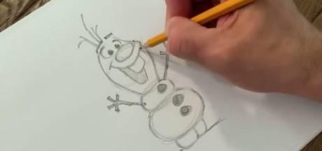 Des animateurs de Disney vous apprennent à dessiner vos personnages préférés