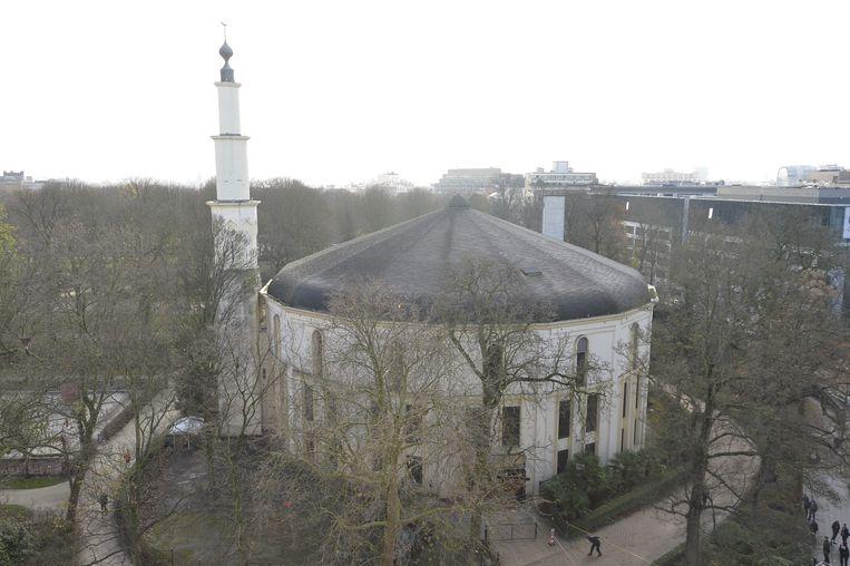 Grote Moskee in Brussel
