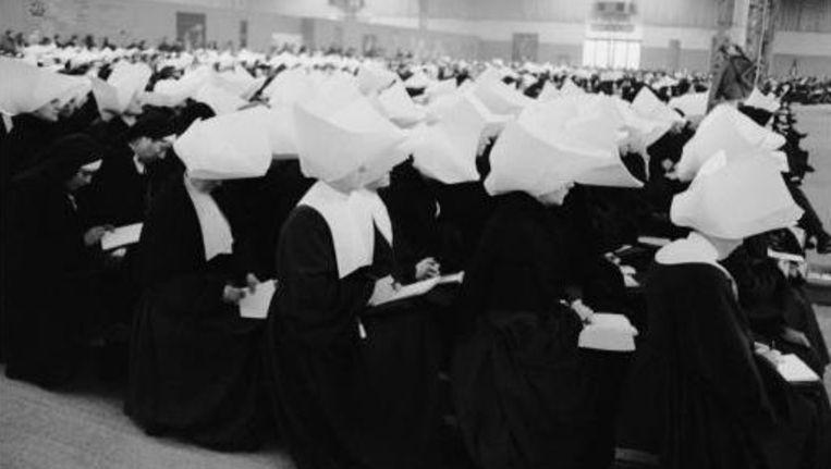 seksueel misbruik door nonnen