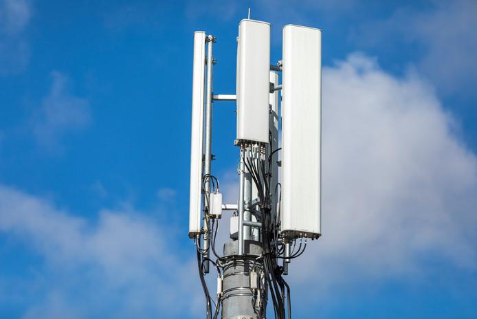 Een 4G-zendmast