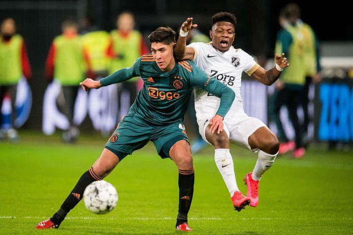Abass was vorig seizoen nog speler van FC Utrecht.
