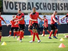 Helmond Sport traint zonder proefspelers: 'Er is nog ruimte voor twee tot drie contracten'