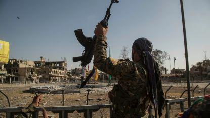 """""""IS doodt zeker 41 Syrisch-Koerdische strijders"""""""