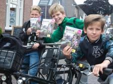 Kinderfietsroute in Hardenberg moet scholieren vertellen over Slag bij Ane