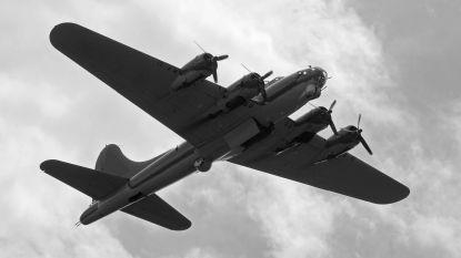 Bijna intacte Amerikaanse bommenwerper uit WOII gevonden op bodem van Noordzee